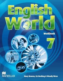 ENGLISH WORLD 7 WORKBOOK WITH CD-ROM
