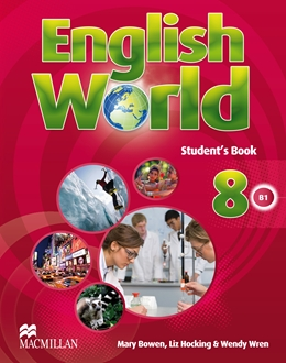 ENGLISH WORLD 8 STUDENT'S BOOK