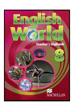 ENGLISH WORLD 8 TEACHER'S DIGIBOOK