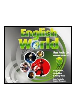 ENGLISH WORLD 9 CLASS AUDIO CDs (SET 3 CD)