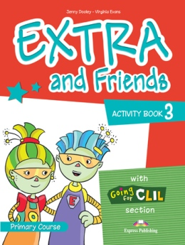 EXTRA AND FRIENDS 3 ACTIVITY BOOK