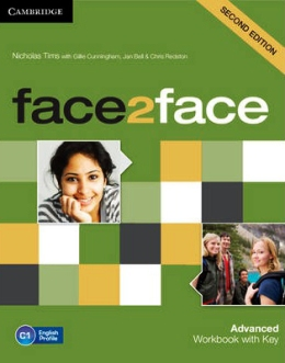 FACE2FACE 2ND ED. ADVANCED WORKBOOK WITH KEY