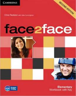 FACE2FACE 2ND ED. ELEMENTARY WORKBOOK WITH KEY
