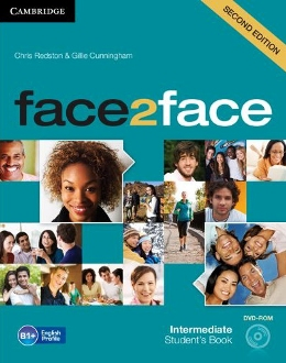 FACE2FACE 2ND ED. INTERMEDIATE STUDENT'S BOOK WITH DVD