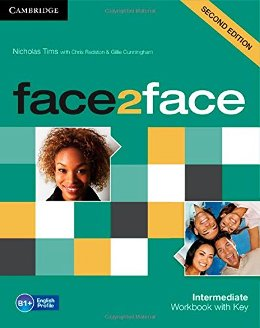 FACE2FACE 2ND ED. INTERMEDIATE WORKBOOK WITH KEY