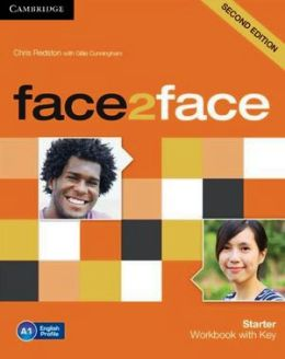 FACE2FACE 2ND ED. STARTER WORKBOOK WITH KEY