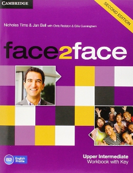 FACE2FACE 2ND ED. UPPER INTERMEDIATE WORKBOOK WITH KEY