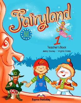 FAIRYLAND 1 TEACHER'S BOOK WITH POSTERS