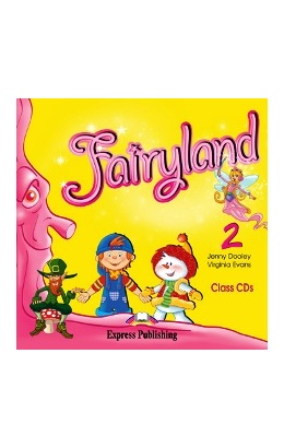FAIRYLAND 2 CLASS CDs (SET 2 CD)