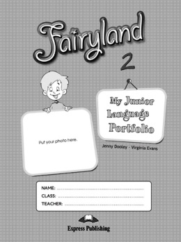 FAIRYLAND 2 MY JUNIOR LANGUAGE PORTFOLIO