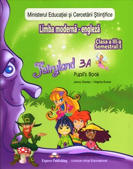 FAIRYLAND 3 PUPIL'S BOOK WITH DIGIBOOK (SEMEST. I + SEMEST. II)