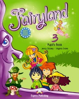 FAIRYLAND 3 PUPIL'S BOOK
