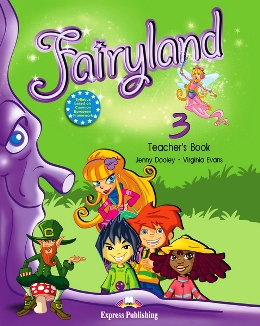 FAIRYLAND 3 TEACHER'S BOOK WITH POSTER