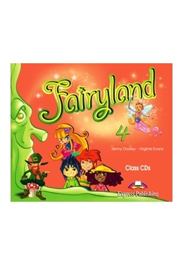 FAIRYLAND 4 CLASS CDs (SET 4 CD)