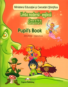 FAIRYLAND 4 PUPIL'S BOOK WITH DIGIBOOK (SEMEST. I + SEMEST. II)