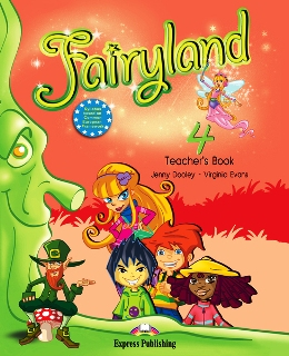 FAIRYLAND 4 TEACHER'S BOOK WITH POSTER