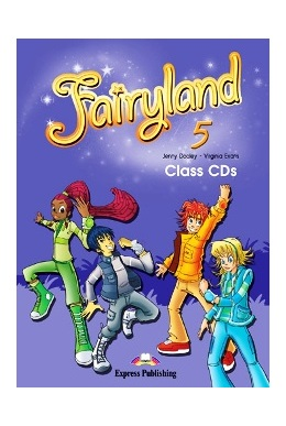 FAIRYLAND 5 CLASS CDs (SET 3 CD)