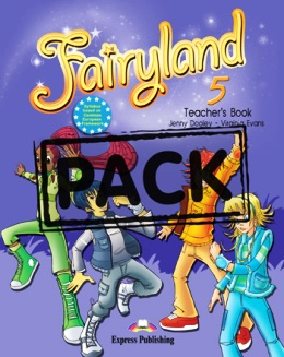 FAIRYLAND 5 TEACHER'S BOOK WITH POSTER