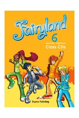 FAIRYLAND 6 CLASS CDs (SET 4 CD)
