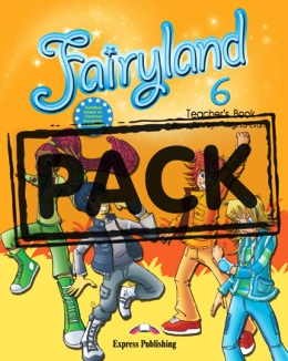 FAIRYLAND 6 TEACHER'S BOOK WITH POSTER