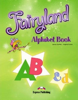 FAIRYLAND ALPHABET BOOK