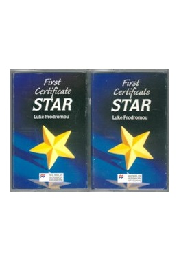 FIRST CERTIFICATE STAR CLASS AUDIO CASSETTE ( SET 2 CASSETTE)