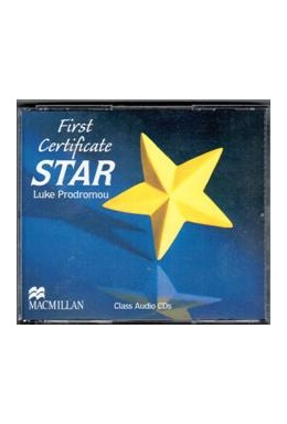 FIRST CERTIFICATE STAR CLASS AUDIO CDs (SET 3 CD)