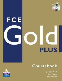 FCE GOLD PLUS COURSEBOOK WITH CD-ROM