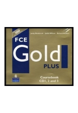 FCE GOLD PLUS CLASS AUDIO CDs (SET 3 CD)