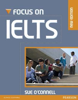 FOCUS ON IELTS NEW ED. COURSEBOOK WITH CD-ROM