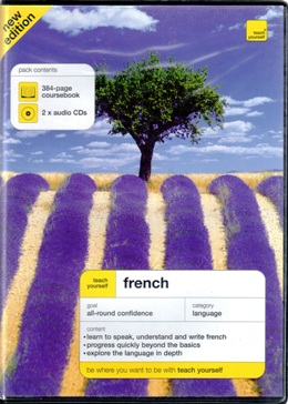 TEACH YOURSELF FRENCH COURSEBOOK WITH AUDIO CDs
