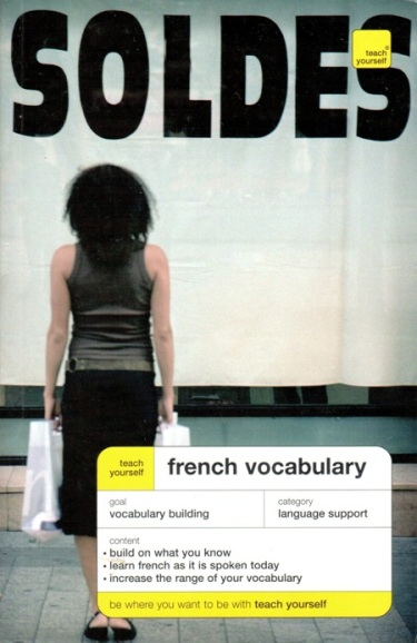 TEACH YOURSELF FRENCH VOCABULARY