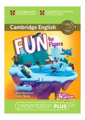 FUN FOR FLYERS 4TH ED. PRESENTATION PLUS DVD-ROM