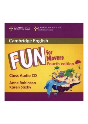FUN FOR MOVERS 4TH ED. CLASS AUDIO CD