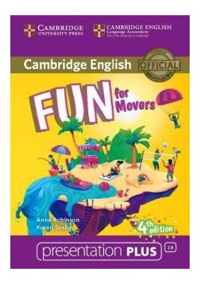 FUN FOR MOVERS 4TH ED. PRESENTATION PLUS DVD-ROM