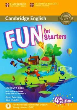 FUN FOR STARTERS 4TH ED. STUDENT'S BOOK PACK