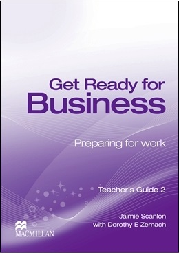 GET READY FOR BUSINESS 2 TEACHER'S GUIDE