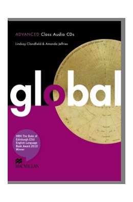 GLOBAL ADVANCED CLASS AUDIO CD (SET 3 CD)