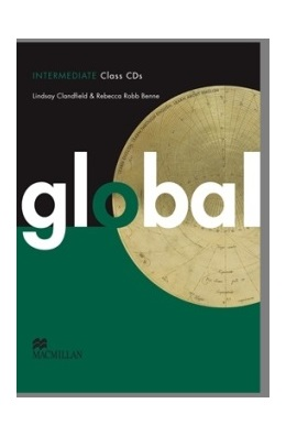 GLOBAL INTERMEDIATE CLASS AUDIO CD (SET 2 CD)