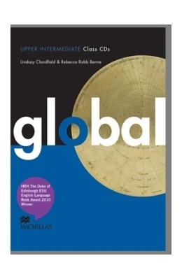 GLOBAL UPPER INTERMEDIATE CLASS AUDIO CD (SET 2 CD)