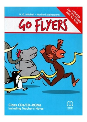 GO FLYERS REVISED 2018 CLASS CD/CD-ROM (SET OF 3)