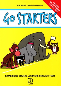 GO STARTERS REVISED 2018 STUDENT'S BOOK PACK