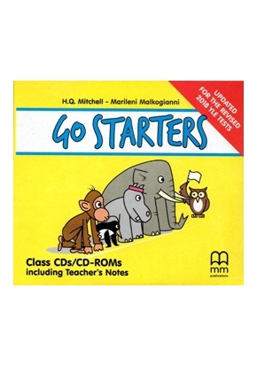 GO STARTERS REVISED 2018 CLASS CD/CD-ROM (SET OF 2)