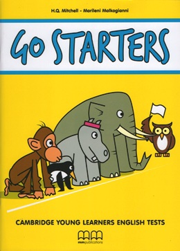 GO STARTERS STUDENT'S BOOK PACK