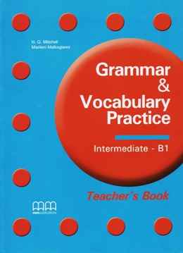 GRAMMAR & VOC. PRACTICE INTERMEDIATE TEACHER'S BOOK
