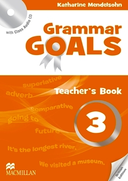 GRAMMAR GOALS 3 TEACHER'S BOOK PACK