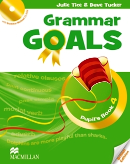 GRAMMAR GOALS 4 PUPIL'S BOOK PACK