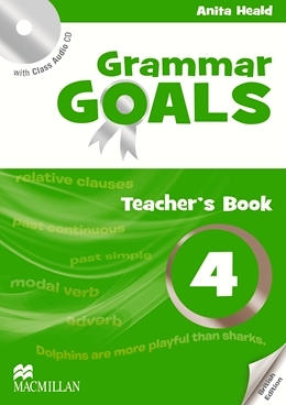 GRAMMAR GOALS 4 TEACHER'S BOOK PACK
