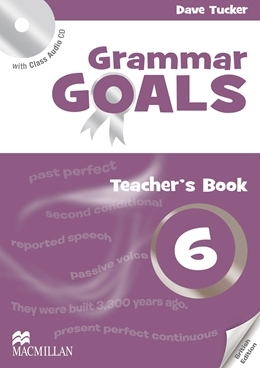 GRAMMAR GOALS 6 TEACHER'S BOOK PACK