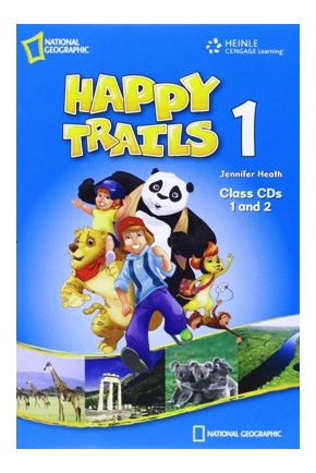 HAPPY TRAILS 1 CLASS CDs (SET 2 CD)